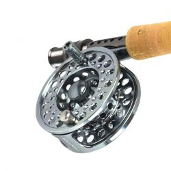 3/4 5/6 7/8 9/10 WT Aluminum Fly Fishing Reels CNC-machined Large Arbor Fly Reel 2+1BB 1:1 For Trout Fishing Accessories