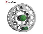 Piscifun Gunmetal Sword Fly Fishing Reel Spare Spools with CNC-machined Aluminium Alloy Material 3/4/5/6/7/8/9/10 WT Spool