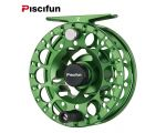 Piscifun Sword II Fly fishing Reel 3/4 5/6 7/8 All sealed Drag CNC Machined Aluminium Alloy Right Left Hand fly Fishing coil